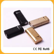 2015 New innovation Four function 3000mAh Cigarette Lighter battery charger easy carry by plane
