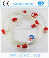 Universal Disposable iv tubing manufacturers CE/ISO