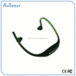 Branded Bluetooth headset, bluetooth stereo headset earphone headphone, cheap neckband headphones