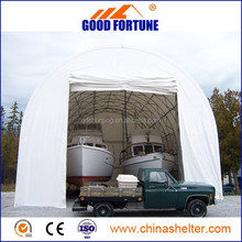 2015 new type fabric ferry shelter/Big top PVC boat tent/large plastic shelters