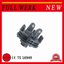 Friction clutch assembly for tractor pto shaft