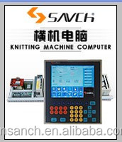Sanch KCF-1100-GS computerized controller for flat knitting machine