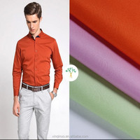 High density and high elastic cotton shirt fabric manufacture