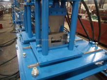 Steel door frame roll forming machine manufacture