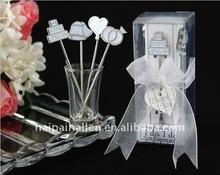 Love wedding favor gifts-I DO, I DO Hors d'oeuvre Picks