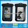 waterproof phone pouch for iphone 5 with IPX8 certificate