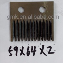 Blade/Knife/Cutter for Tire Tread Cutting