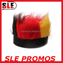 Popular Crazy Hair Fans Hairpiece for Party crazy hair extension