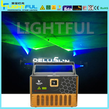 guangzhou professional 5w 10w laser show RGB high power laser stage light