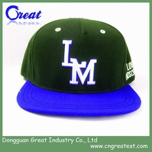 2015 Good Quality Fashion Snapback Cap Producer