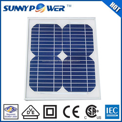 700v 10w pm photovoltaic solar panel made in China