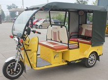 Battery Powered Electric 3 Wheeler with Roof