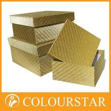 Hot stamping fashion buy paper box