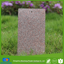 Simulated Granite Effect Industrial Finish Powder Coating Paint