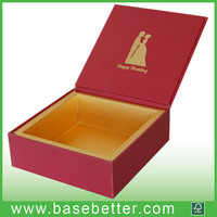 brand book shaped gift box packaging