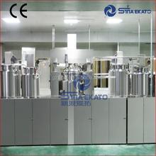 PLC control SME-E1000 cream vacuum emulsifying mixer machine for sale