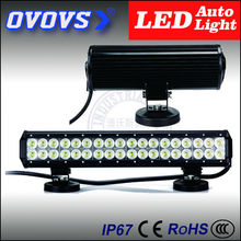 OVOVS used accident cars for sale 108w led bar lights for atv offroad