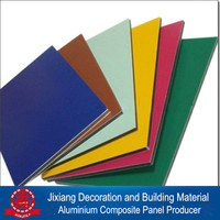 Linyi professional aluminum plastic panel factory for outdoor wall covering panels