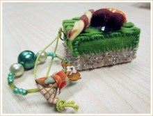 Jewelry Set Felt Sweets Kit Wholesale fashion jewelry citi trends jewelry handmade wool craft