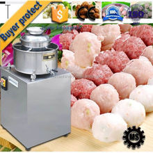 Mobile automatic meat ball forming for export
