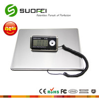 compact 150kg digital electronic weighing postal scale SF-889