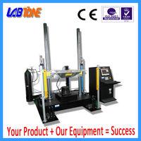 high performance GB,IEC,MIL STD ,ISTA standard shock tester