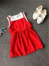 Bulk Cheap Factory Custom prom dresses online spanish flower girl dress baby party dress blue chevron baby bodysuits