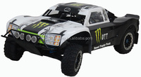 2.4G high speed 4WD rc monster racing car Radio control truggy Off Road RC Truck rc car