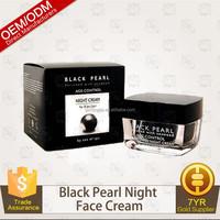 Sea of Spa BLACK PEARL Age control Night cream