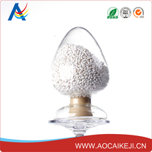 Pure White grey masterbatch with PP/PE/PET/ABS/PA/PS/PVC carrier for shopping bags / woven bag