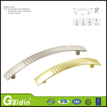 Brand hardware stainless steel pull handle for indoor and outdoor decoration zinc alloy handles