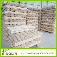 household cleaning natural broom handle wood,broom wood handle