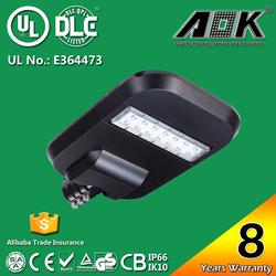 UL Listed High Power IP66 40 watts LED Solar Power Street light