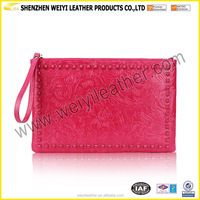 Leather Cluth Hand Bag Custom-made Leather Grils Handbag Wholesale Multifunctional Ladies Leather Cluth Bags