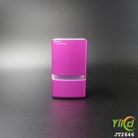 Wireless mini portable bluetooth speaker with am fm radio