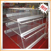 Galvanized chicken cage for broiler or layers