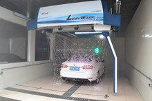 Touchless Car Wash, PE-T360 Laser Wash, Touch Free Car Wash