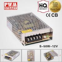 230v ac input 12v dc output power supply 12v 50w 4.2a led driver