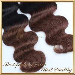 High quality aliexpress hair grade 7a virgin hair weft sealer for hair extensions