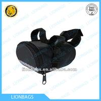 (LNBG116) Folding waterproof polyester bicycle seat bag