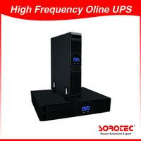 Pure Sinewave ups, single phase ups, Tower and Rack Mount Online UPS 1KVA/2KVA/3KVA