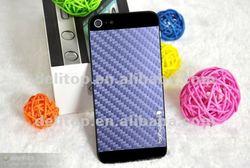 Carbon Fiber Skin Guard for iPhone 5