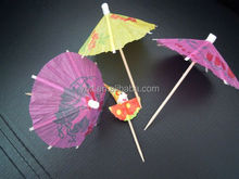 COCKTAIL UMBRELLAS PICKS FOR HAWAIIAN COCKTAILS PARTY THEME NEW