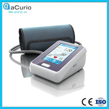 Touch Screen Blood Pressure Monitor from Acurio with CE and ISO