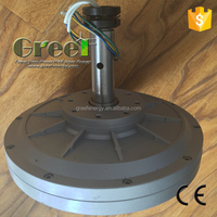 Very hot 500W magnet generator wind turbine vertical axis use magnetic motor sale