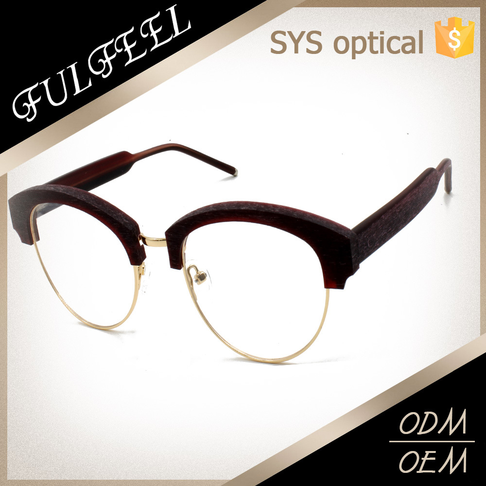 New Model Italian Mixture Eyewear Optical Frame Glasses ...