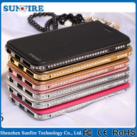 Factory Wholesale Crystal Diamond Case for Galaxy S i9000