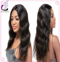 Hot New Products For 2015 Malaysian Body Wave Wig Glueless Lace Front Wigs