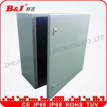 Caja eléctrica/caja de metal/eléctrico de la caja
