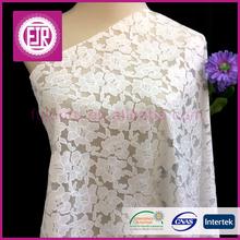 Elegant design organza flower lace fabrics online store